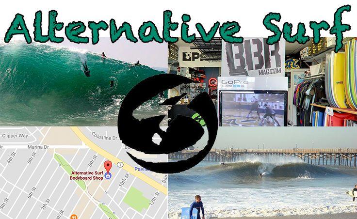 review of alternative surf bodyboard shop