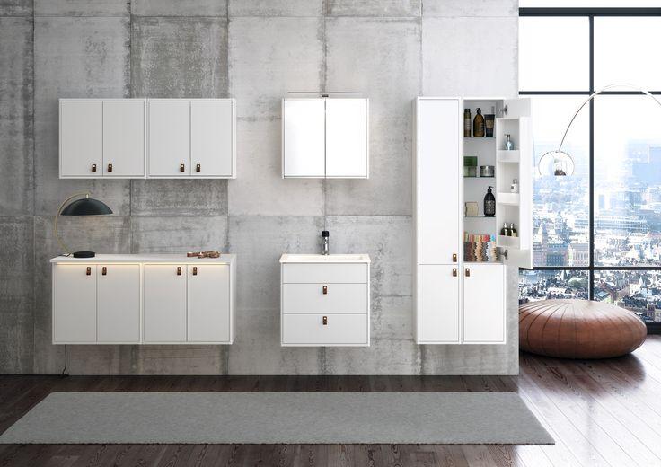 Skapa ett snyggt badrum med Vår nya serie från Graphic.