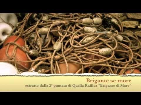 """Brigante se More - Alessandra Cuccu (dalla 2°puntata di Quella Raffica """"Brigante di mare"""")"""