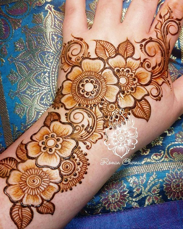 Fall Henna Designs: Best 20+ Arabic Henna Designs Ideas On Pinterest