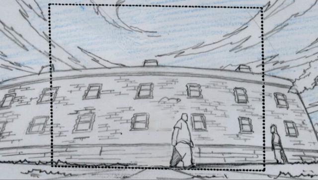 Boondocks Storyboards/Animatic