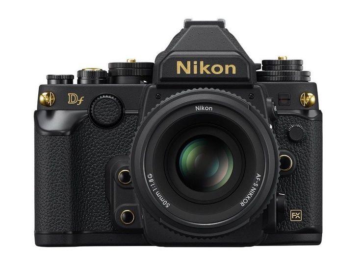 Nikon DSLR camera Df 50mm f / 1.8G Special Gold Edition Limited Japan Ver.Latest #Nikon