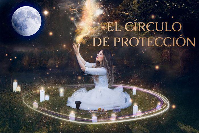 Si quieres realizar Alta Magia Blanca, es imprescindible que sepas qué es el Círculo de Protección de la Bruja antes de comenzar un Ritual.