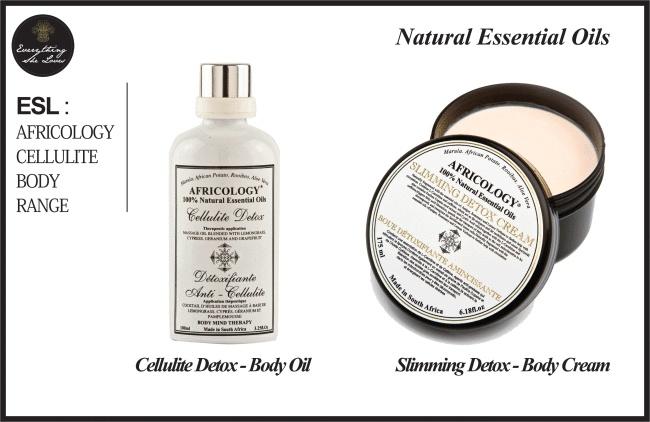 ESL -Africology Cellulite Body Range - neofundi
