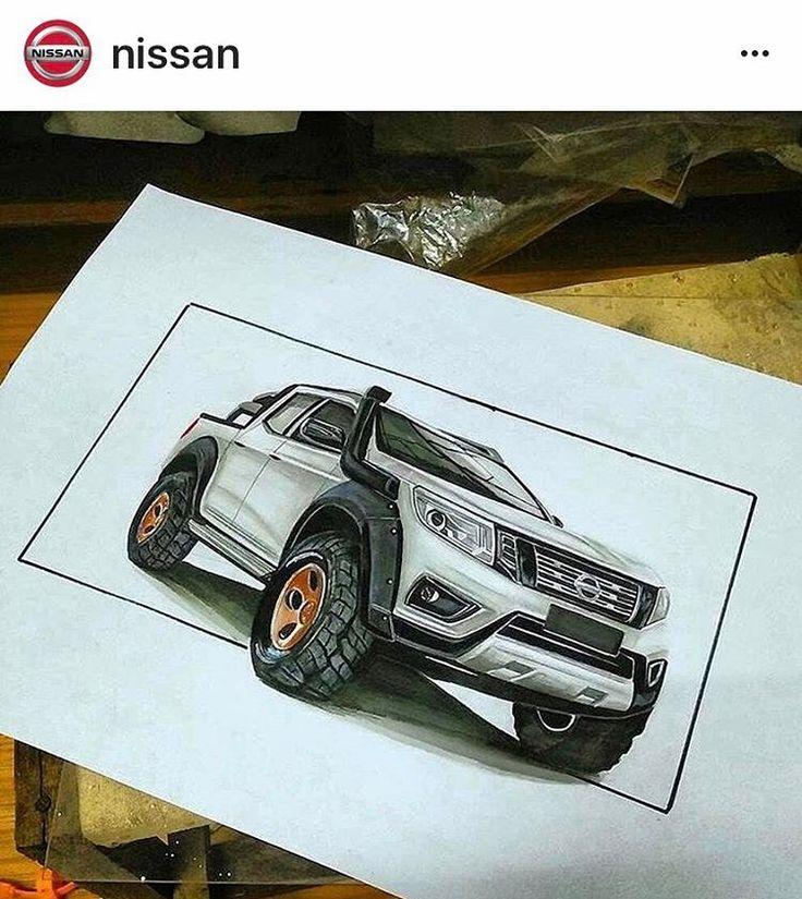 #mulpix Repost via : @nissan  Beefed up Navara   : @mabeeeet   #nissan  #nissantrucks  #np300  #navaraindonesia  #dcabid  #dcabidjakarta  #basbin