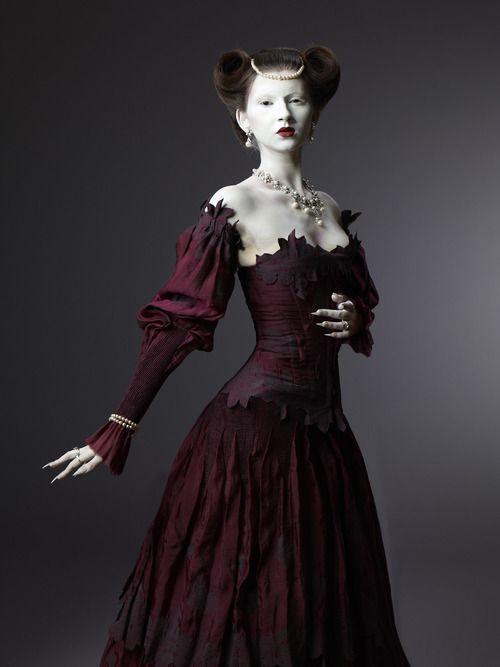 morticia addams inspired dress - Google Search
