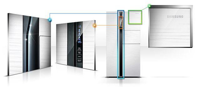 Frigiderul Samsung RS552NRUA1J este un produs rafinat, performant, luxos, de calitate superioara ce iti inveseleste bucataria. Vezi AICI pret si review!