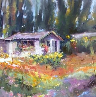 Garden Shed - Mary Maxam