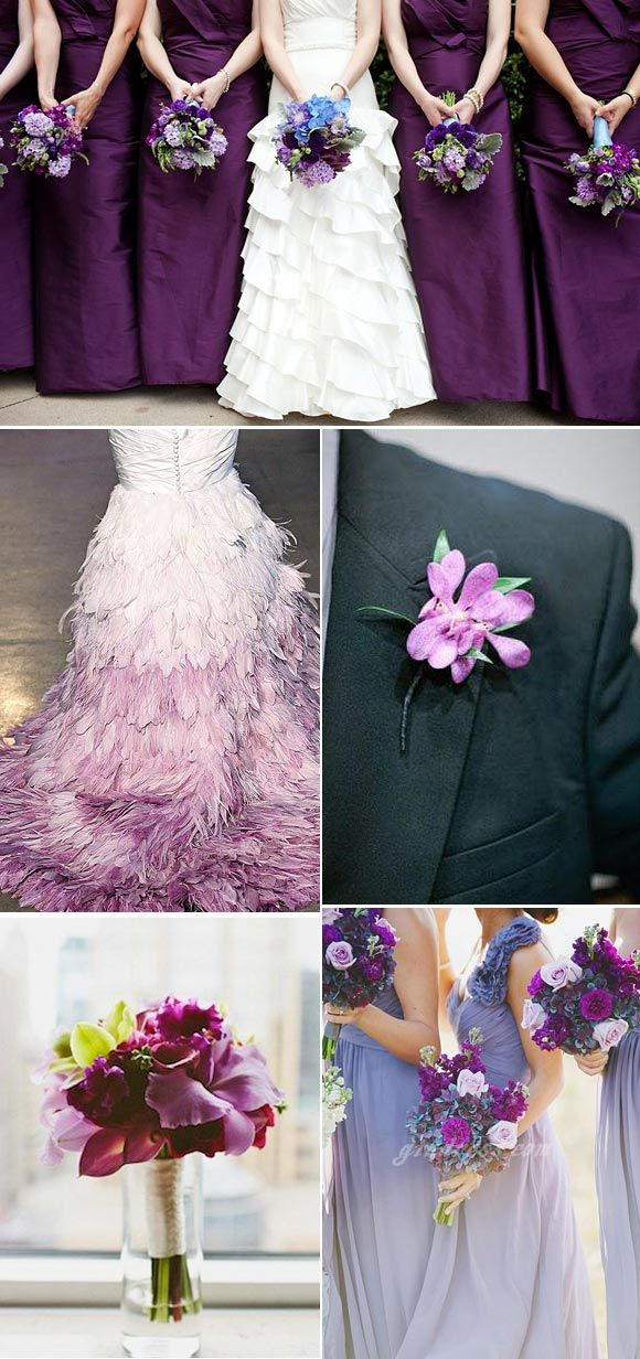 Radiant Orchid – Color del año 2014!