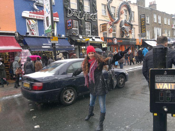 Camden Town - Janeiro 2013