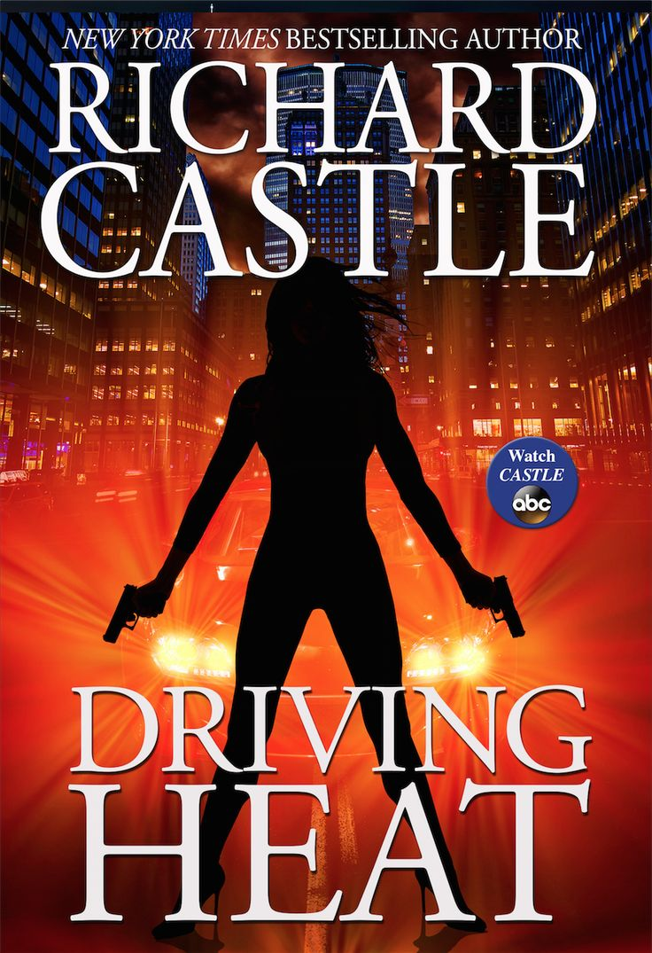 TV's best mystery writer-cum-detective, Richard Castle (played by Nathan Fillion on ABC's Castle) is back with the seventh novel in his Nikki Heat series.