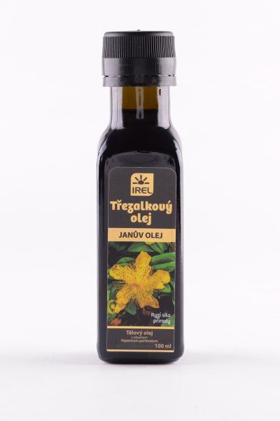 IREL třezalkový olej 100 ml (1)