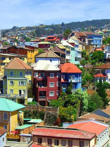 #Chile #Paisaje #Mitsubishi #MitsubishiMotors #SaleDelCamino Valparaíso -Chile