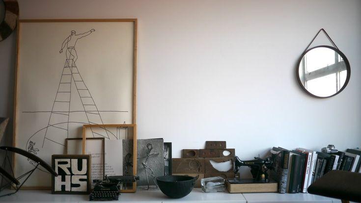 Nao Tamura: Living Area, Books, Interiors Inspiration, Decor Design, Rooms Inspiration, Display, Collection Fabulous, Curat Corner, Brooklyn