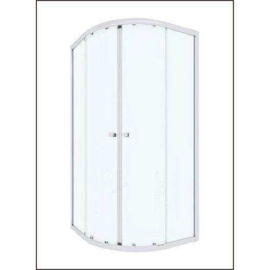 Les 25 meilleures id es de la cat gorie porte de douche coulissante sur pinte - Porte de douche coulissante 90 cm ...