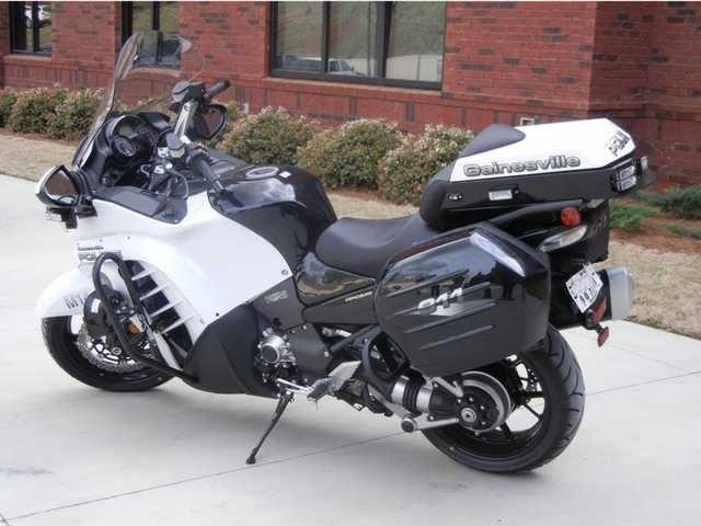 2014 Kawasaki Concours 14 Police Bike Autos Post
