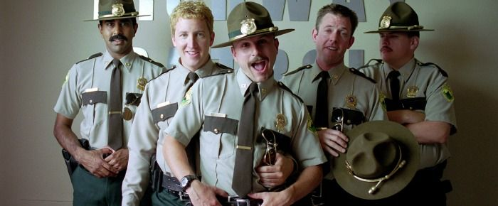 There will be a Super Troopers sequel!