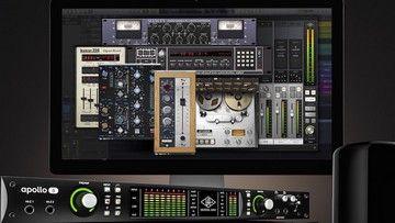 Musikmesse 2015: Universal Audio Apollo 8 - Audio Interface - http://www.delamar.de/musik-equipment/universal-audio-apollo-8-27579/?utm_source=Pinterest&utm_medium=post-id%2B27579&utm_campaign=autopost