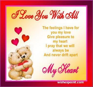 Valentine Wishes For Boyfriend  http://www.wishespoint.com/valentine-wishes/valentine-wishes-for-boyfriend/