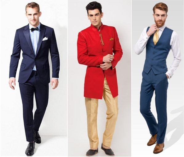 How to pick the right groom pants according to your body type? - LooksGud.in