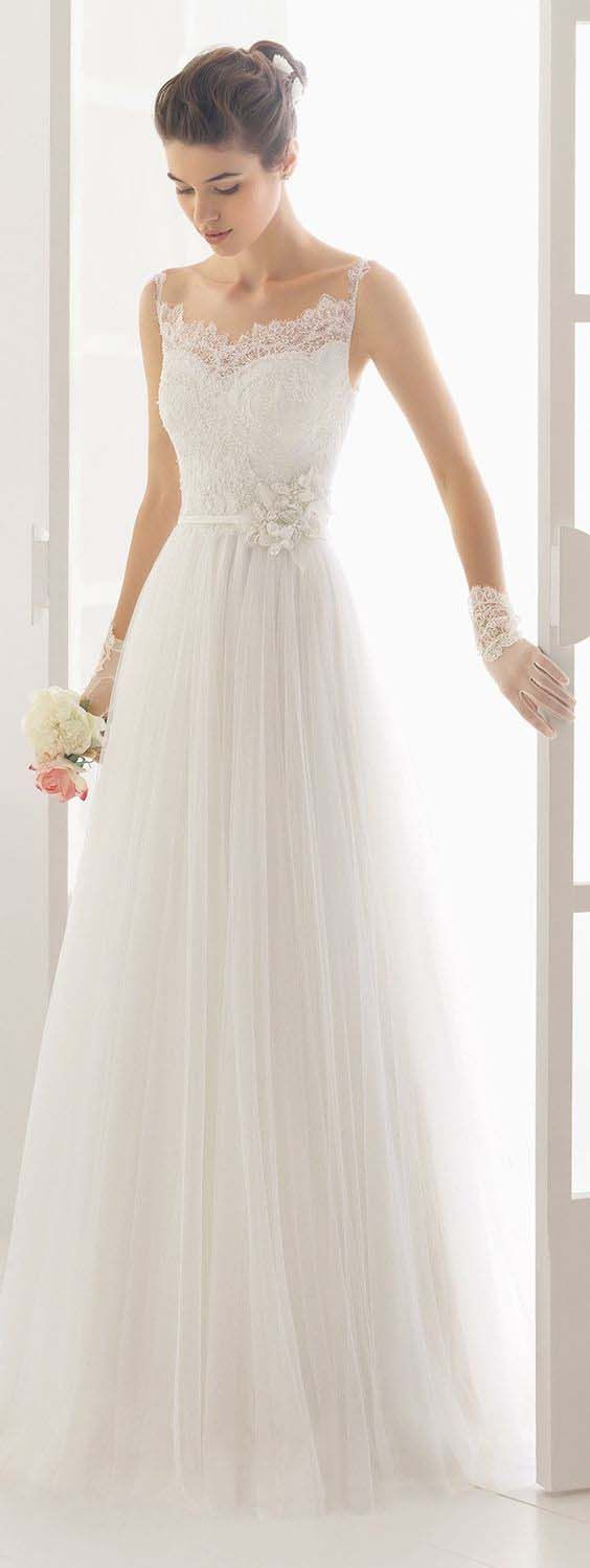 Aire Barcelona 2017 Wedding Dress