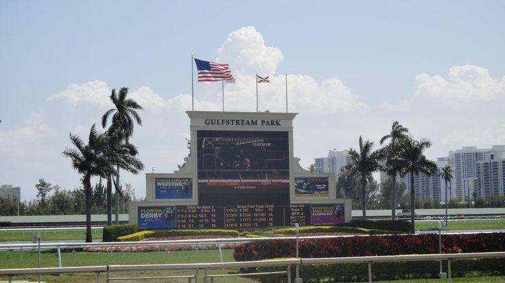 Gulfstream Park Racing & Casino - Hallandale Beach, FL, United States
