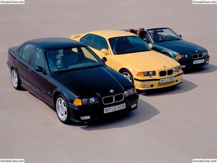 BMW M3 Sedan (1995)
