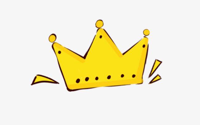 Crown Clipart Cartoon
