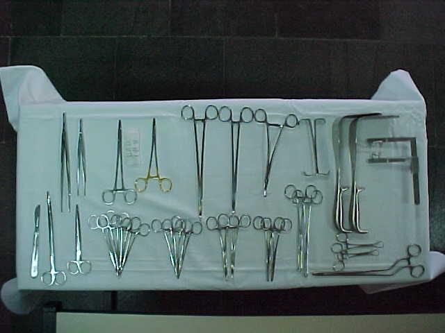 vendo vários instrumentos cirúrgicos para quem trabalha com tatuagem, colocação de piercing e clinicas veterinárias R$25,00 o instrumento tenho mais de 200 pecas tratar 91313131 gilsonluisamaral @bol.com.br