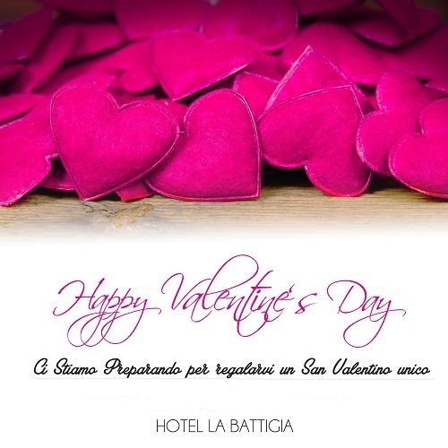 Ci stiamo preparando per regalarvi un San valentino indimenticabile!!!