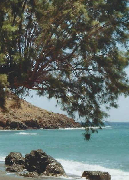In meiner zweiten Heimat, der griechischen Insel Kreta, entspanne ich wie an keinem anderen Ort.