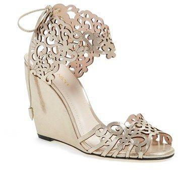 Klub Nico 'Moxie Pure' Wedge Sandal ...