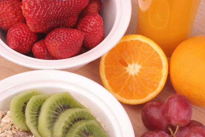 Dolvett Quince's Fruity Breakfast Salad