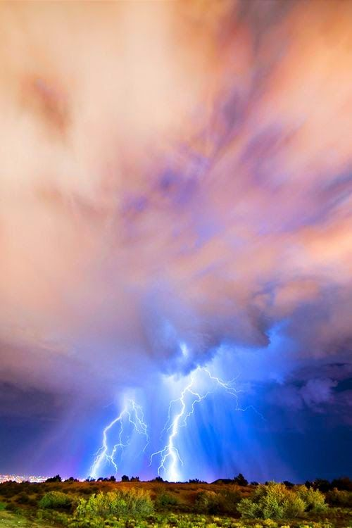Albuquerque Lightning, New Mexico