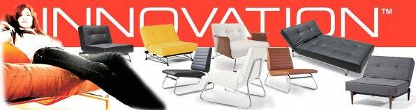 Lounge stoelen fauteuil Innovation Living  (vooral de reeks Splitback stoelen) Deens Design  betaalbaar  UrbinD=sign meubels Vlaardingen Rotterdam