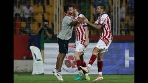 Atletico de Kolkata leave FC Goa on the brink of ISL 2016 ex…