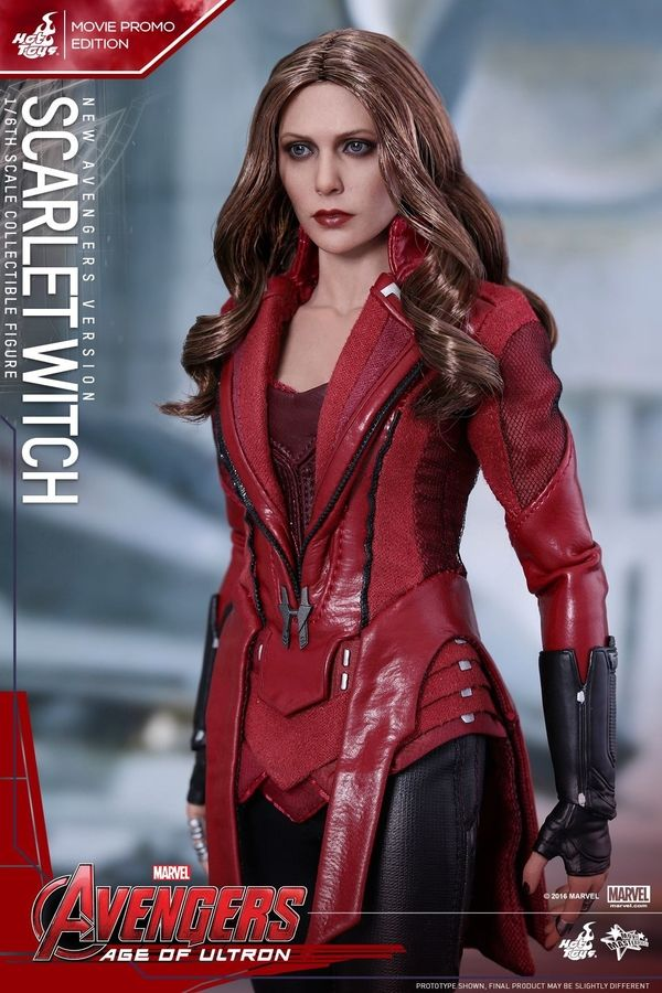 Avengers: AOU - 1/6th scale Scarlet Witch (New Avengers