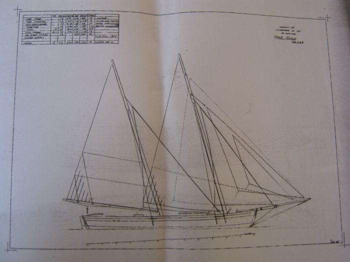 #CarloSciarrelli #dragut #schooner   Il Dragut è uno schooner bermudiano, progettato da Carlo Sciarrelli e terminatonel 1985 dal maestro d'ascia Piero Crosato, a Roncade (TV), interamente in legno di cedro ed alberi in spruce. Il…