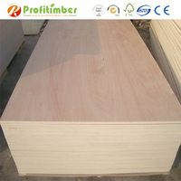 18mm Okoume Commerical Plywood Prices