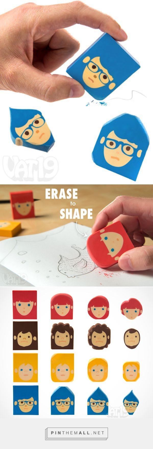 Barber Erasers: Craft a haircut as you erase