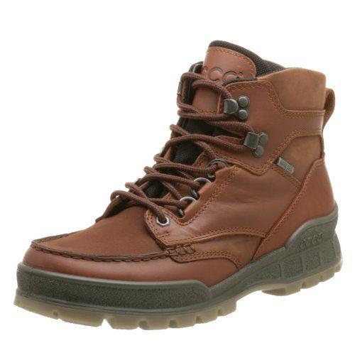 ECCO Men's Track II Mid Gore-Tex Boot,Bison,46 EU (US Men's 12-12.5 M) - http://authenticboots.com/ecco-mens-track-ii-mid-gore-tex-bootbison46-eu-us-mens-12-12-5-m/