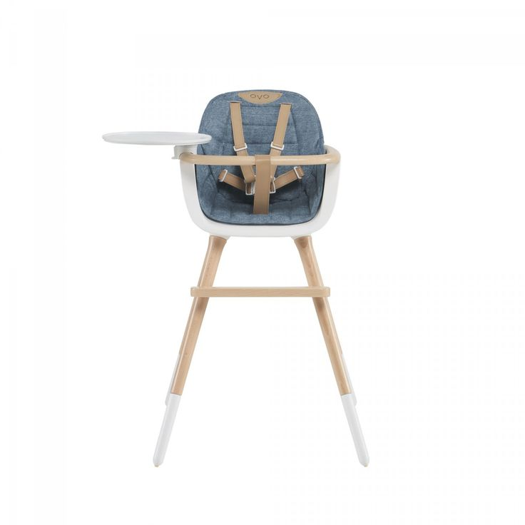 Chaise haute bébé Ovo by Micuna