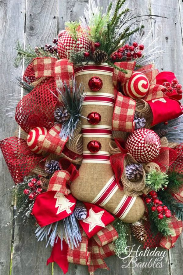 Trendy Tree Online For Christmas Wreath Making Supplies Trendytree Wreathmaking Wreathmaker Christmaswreath Christmtocking Christmasribbon