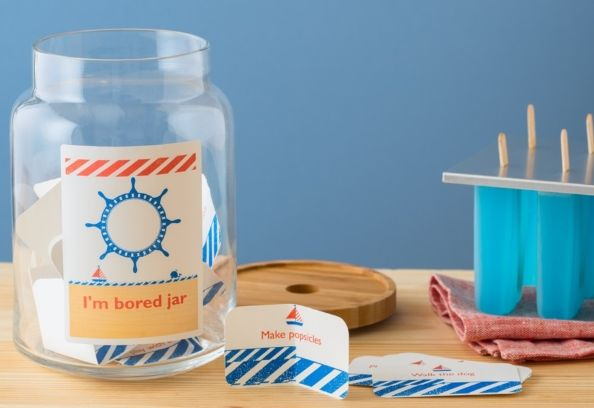 I M Bored Jar: 82 Best Creative Uses For Avery Products Images On