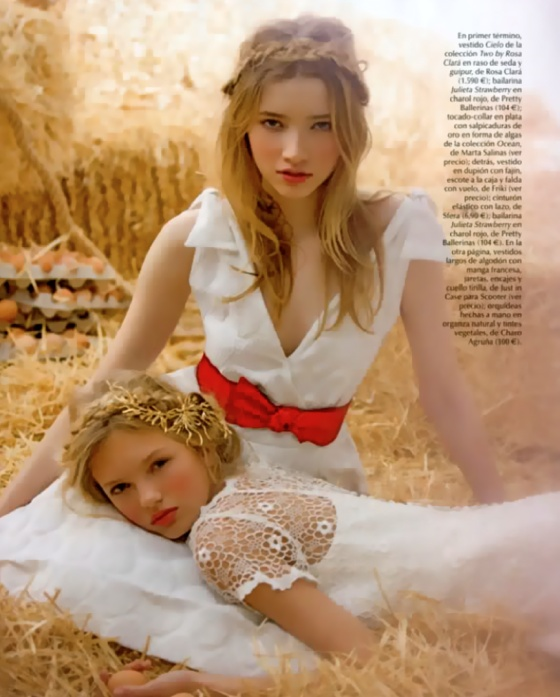 Farm Girls ~ Vogue « turquoiseandtumbleweed