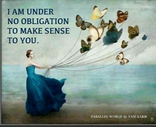 No obligation