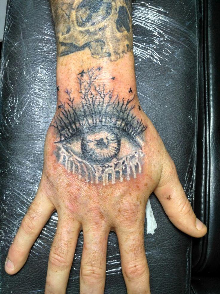 day art tattoo#eye#indonesiasubculture#bali#