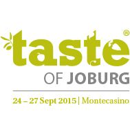 Taste of Joburg 2015