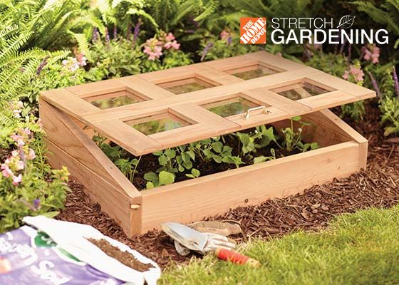 Stretch Gardening Is Projects And Best Practices For Keeping An Active  Garden, Even Into The