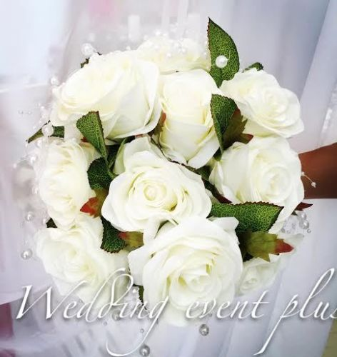 Wedding-Bouquet-Assorted-Colour-Silk-Rose-Real-Touch-Flower-rose-peony